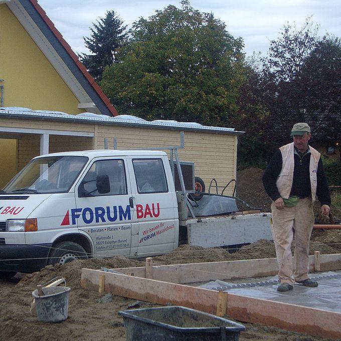 Forum Bauunternehmen Maurer Und Betonarbeiten
